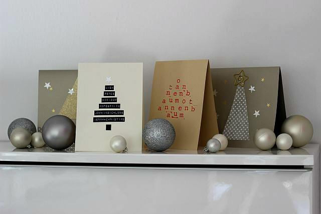 TheGoldenKitz_DIY_Last-Minute-Weihnachtskarten-selbstgemacht_3