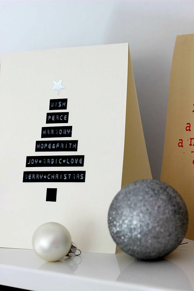 TheGoldenKitz_DIY_Last-Minute-Weihnachtskarten-selbstgemacht_4