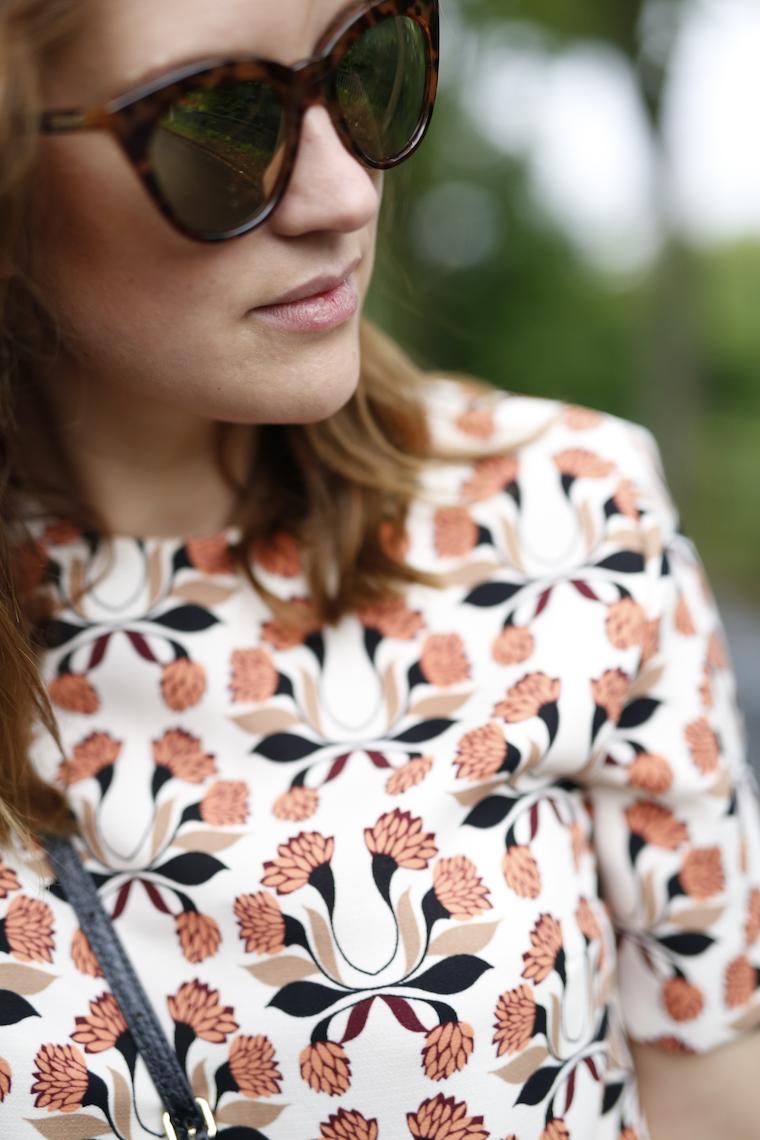 Lederock Crop Top Zara Style Sommer Leder Faltenrock_6