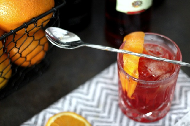 Negroni-Cocktail-Rezept