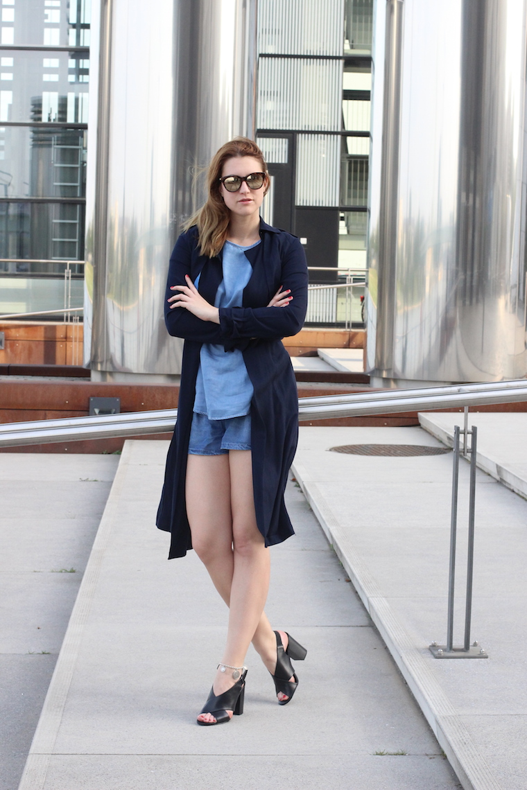 Tom Tailor Look Summer Denim Style Trenchcoat_2