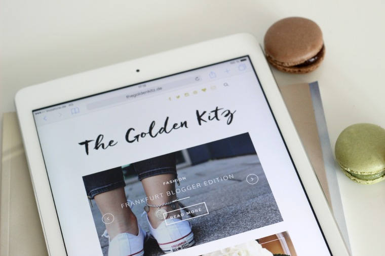 Umzug von Blogger zu WordPress Relaunch Blog The Golden Kitz_2