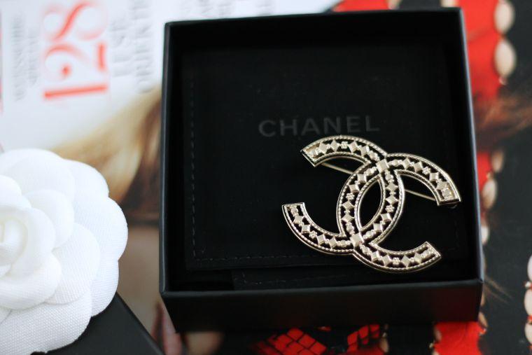 Modeblog Köln kölnbloggt Fashion Blog Chanel Brosche CC_2