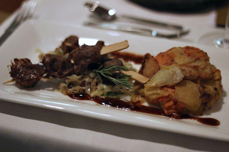 Amano Verde Düsseldorf Vegan Abendessen_12