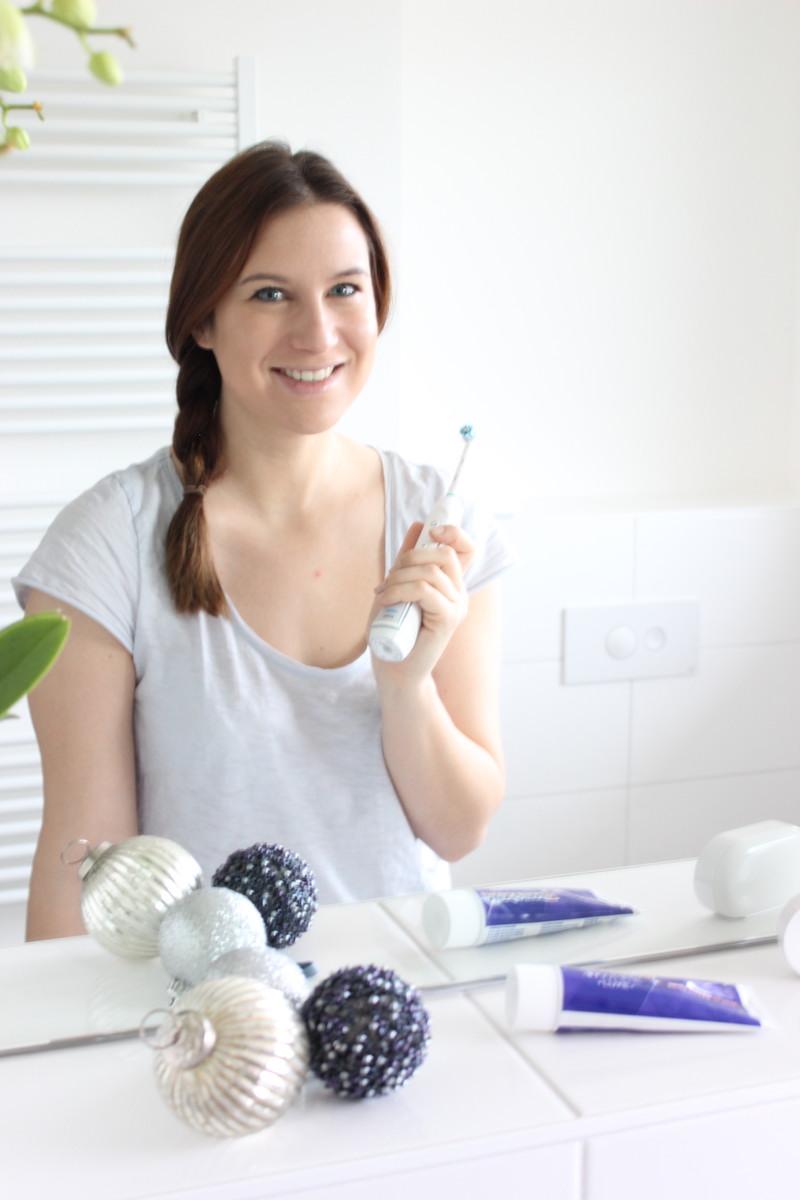 Oral B White 6000 Gewinnspiel kölnbloggt Adventskalender elektrische Zahnbürste6