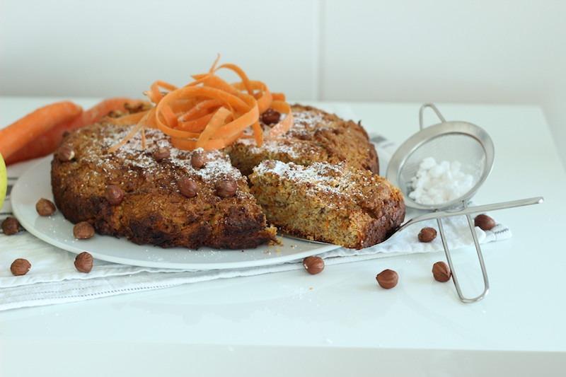 Apfel-Möhrenkuchen mit Mandeln_Foodblog Köln_7