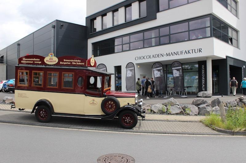 Coppeneur Schokolade Konfiserie Bad Honnef Werksverkauf1
