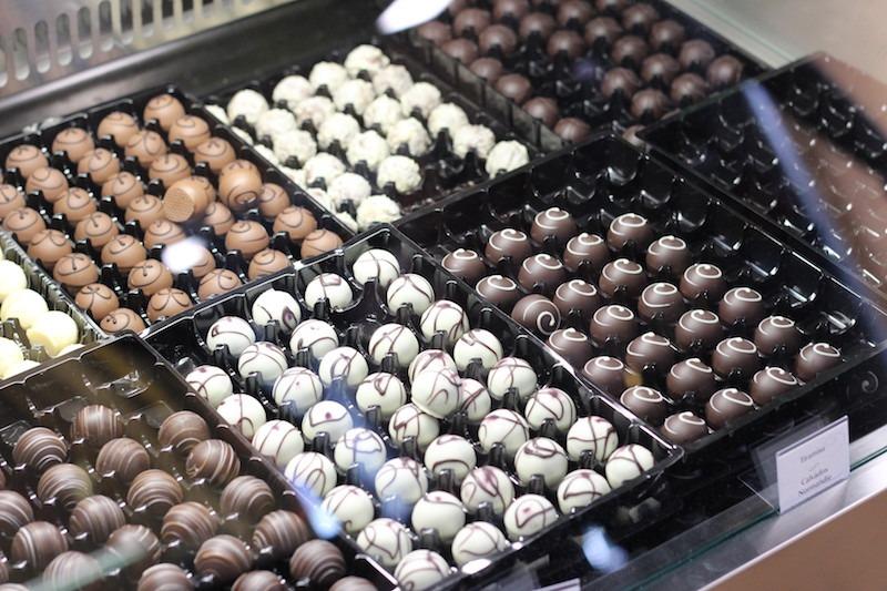 Coppeneur Schokolade Konfiserie Bad Honnef Werksverkauf12