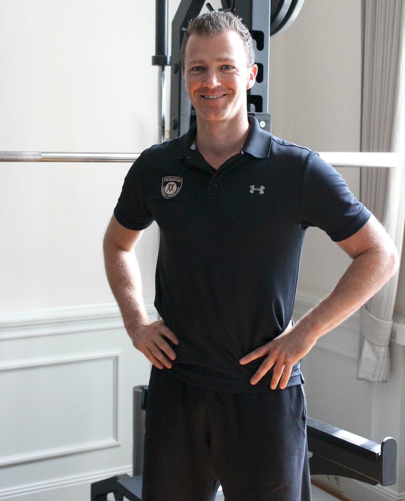 EVO Personal Training Bonn Personal Trainer Oliver Franzen_4