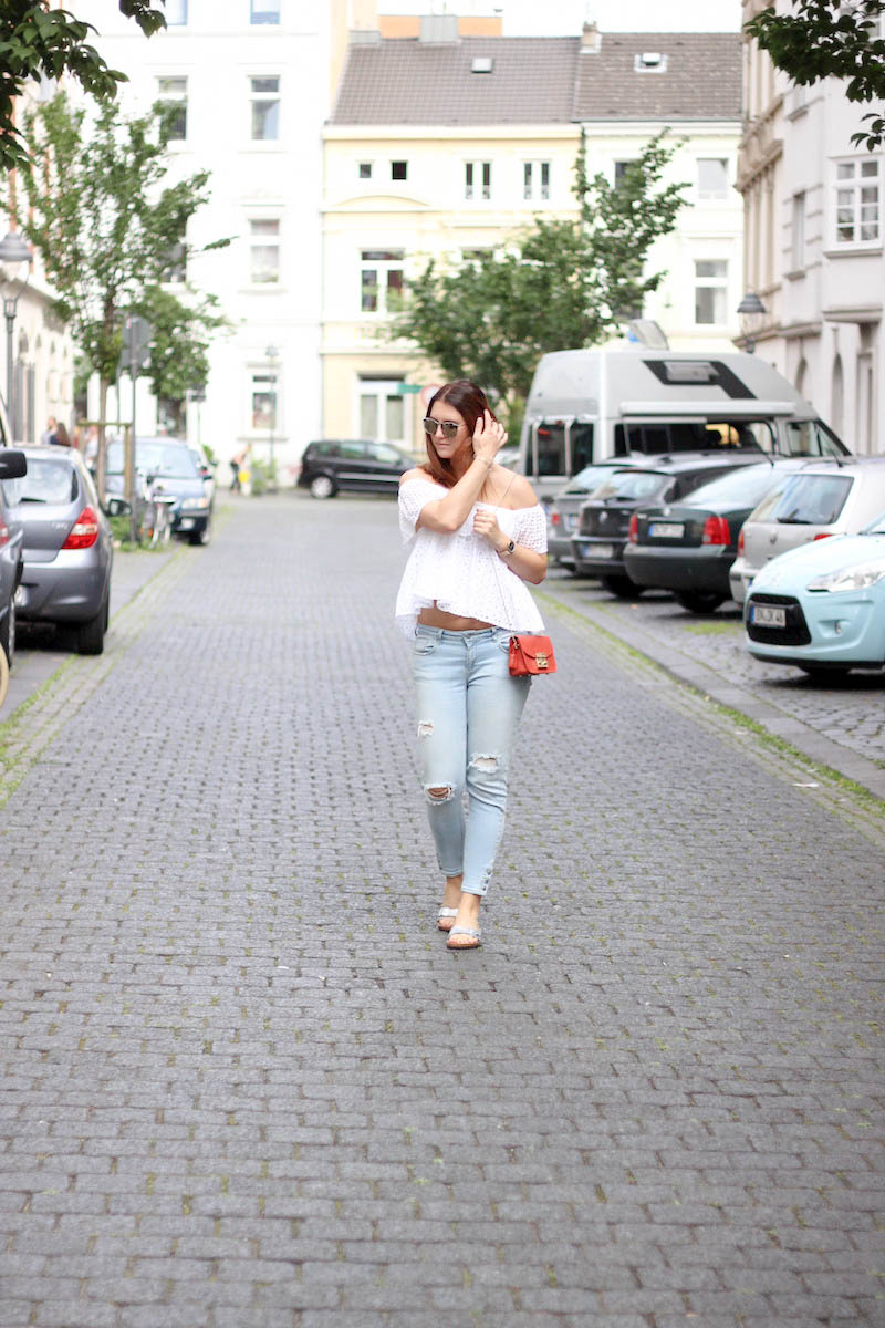 Off Shoulder Look Streetstyle Modeblog Bonn (9 von 12)