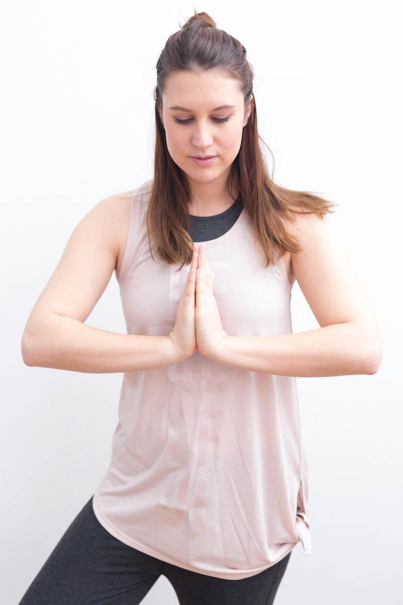 yoga entspannung baum