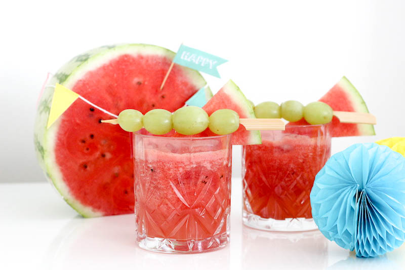 Party Sommergetraenk  Wassermelonenlimonade_1